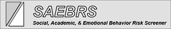 SAEBRS logo